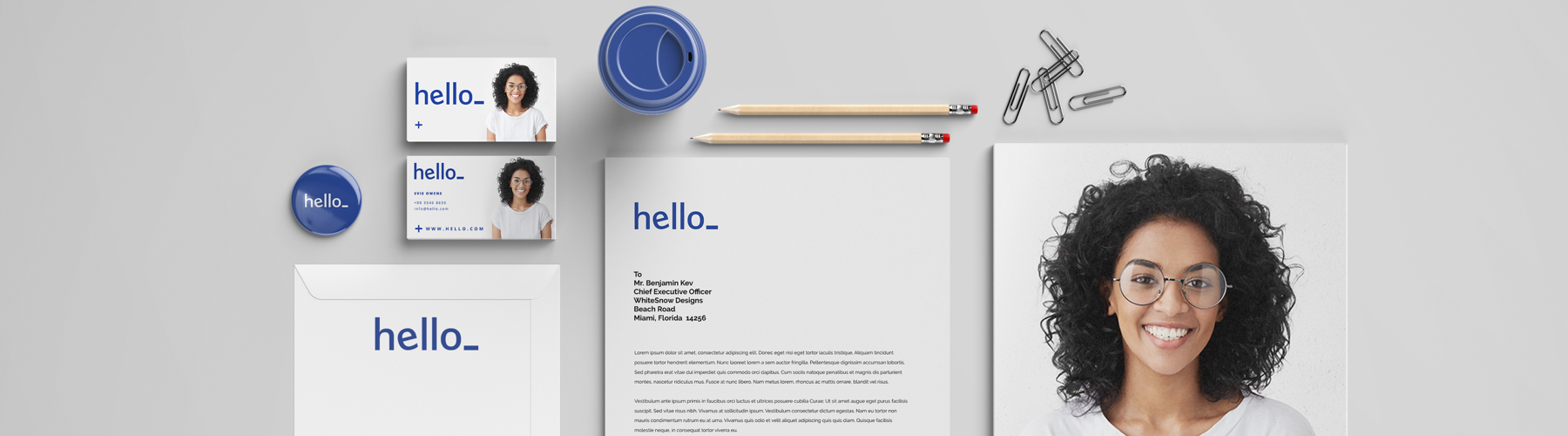 How stationery can keep your company in your audience's mind