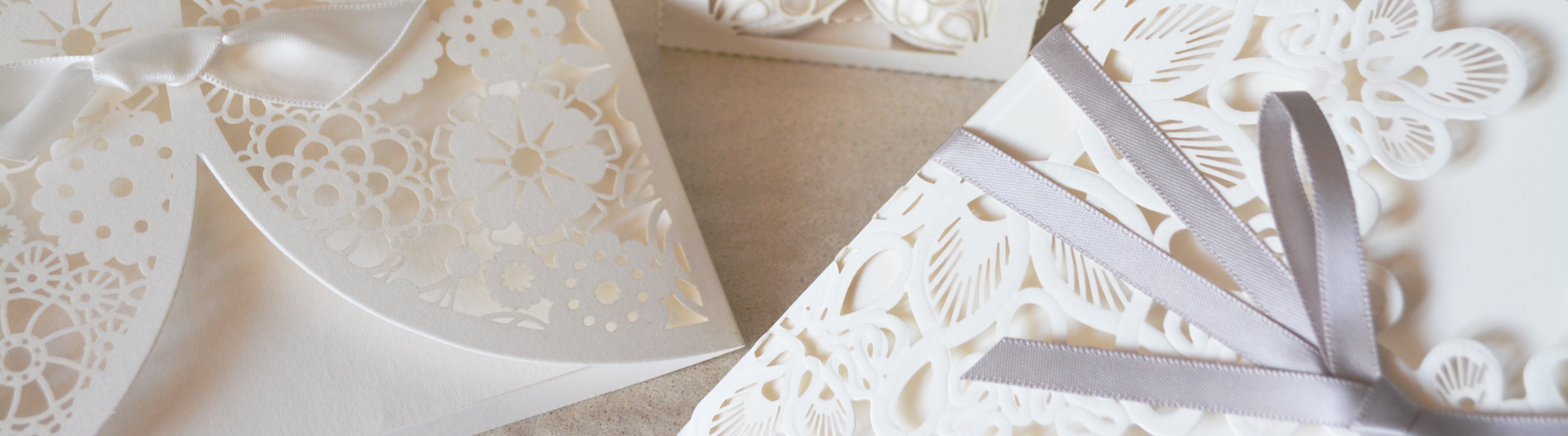 A guide to the most beautifully designed wedding invitations