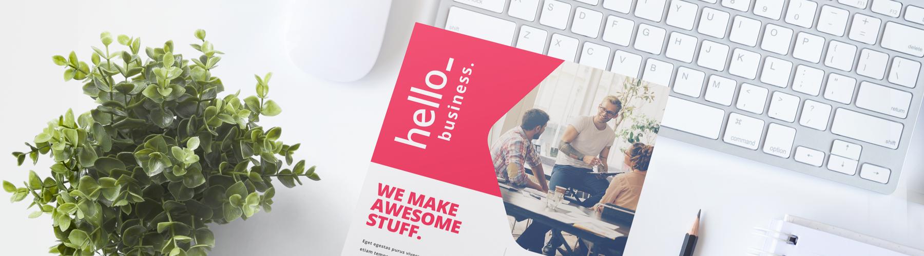 Should You Promote Using Leaflets or Brochures?