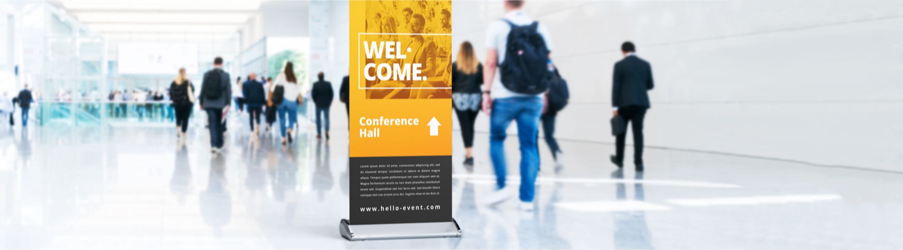 When will your business require a roll up banner?