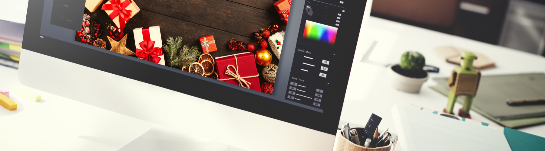 How To Design your Christmas with Helloprint