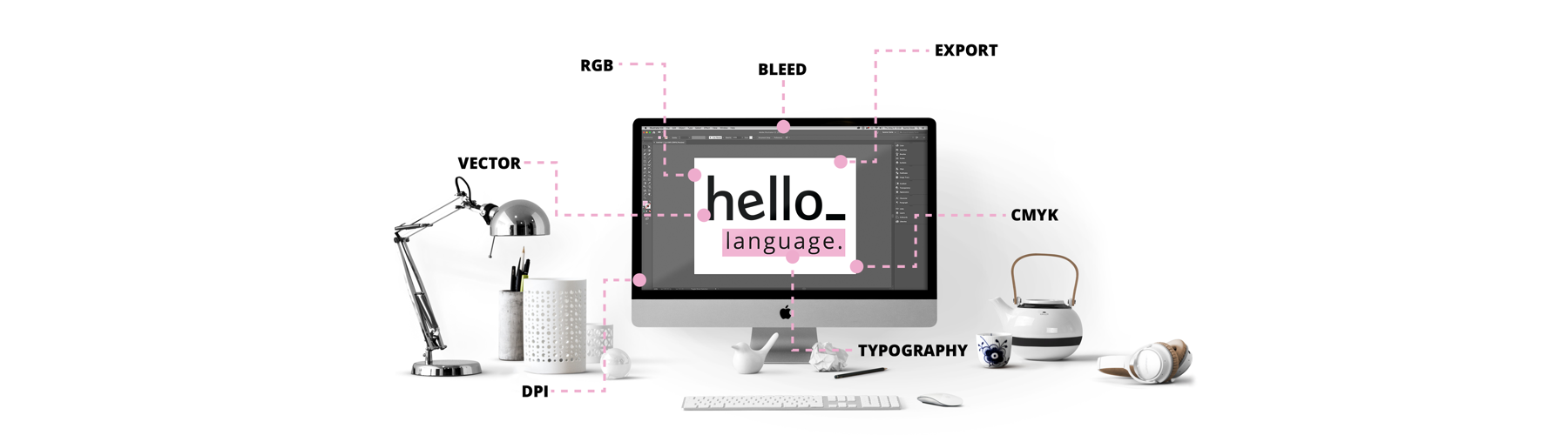 Learn to speak the language of design