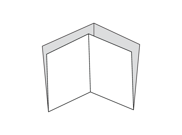 cross fold