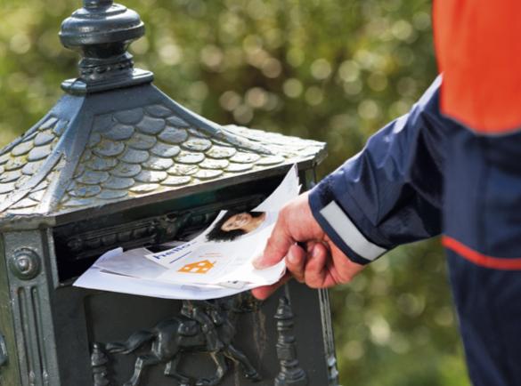 Le porte à porte| le meilleur moyen de distribuer vos flyers