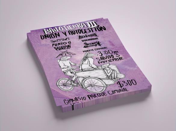 Soyez plus personnel   8 Design de flyers pour s'inspirer