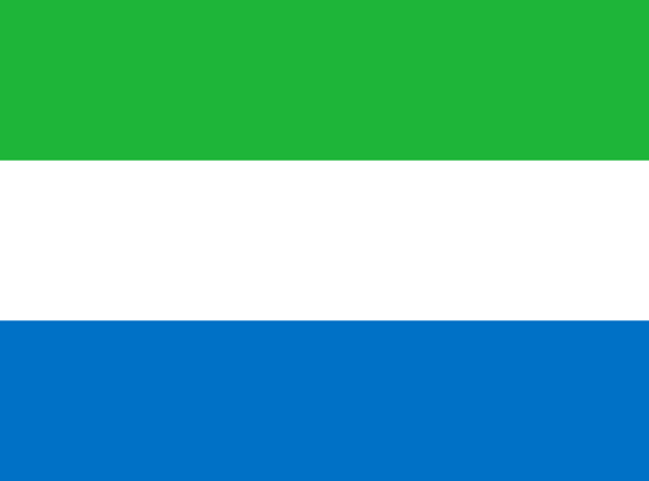 Sierra Leone | Which Country Flags Have the Best Designs?