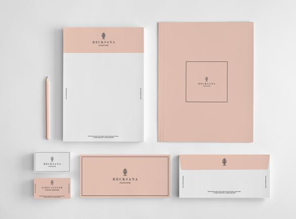 Une certaine simplicité et minimalisme | Les tendances de 2019 en matière de papeterie