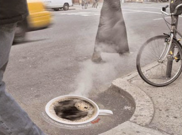 Steamy Streets | 5 Great Examples of Effective Sticker Marketing