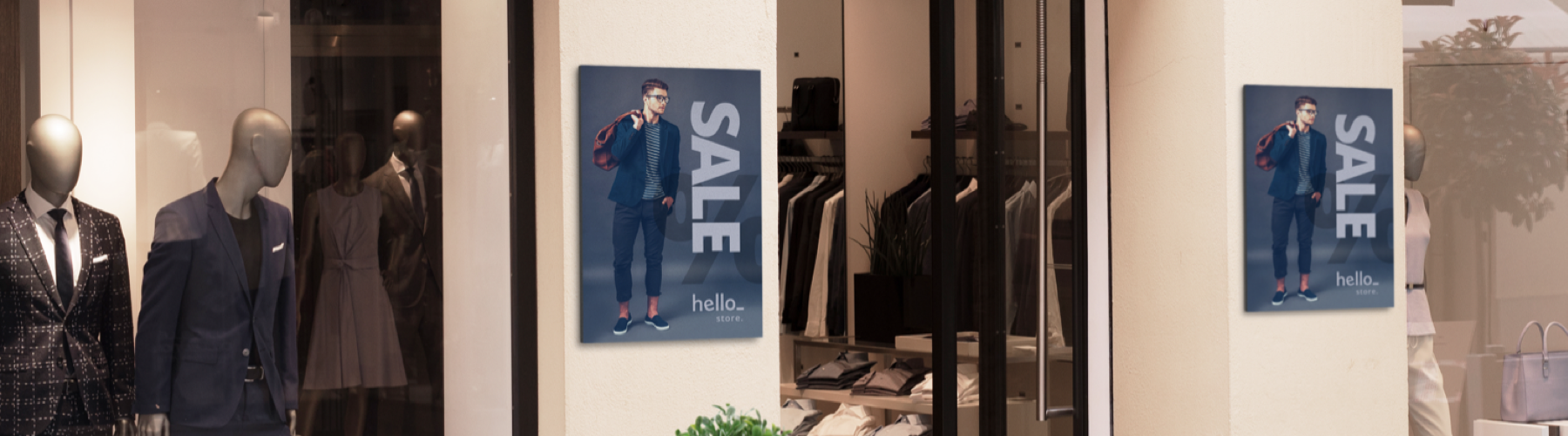 How To Know What Signage Material To Use?
