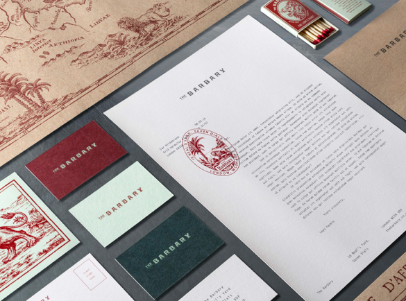 10. Old-Time Feel | 10 Great Uses of Branded Stationery