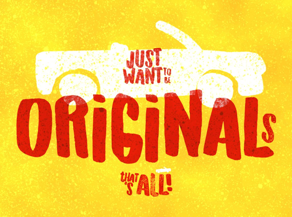 Originals | Top Fonts to Use on Posters