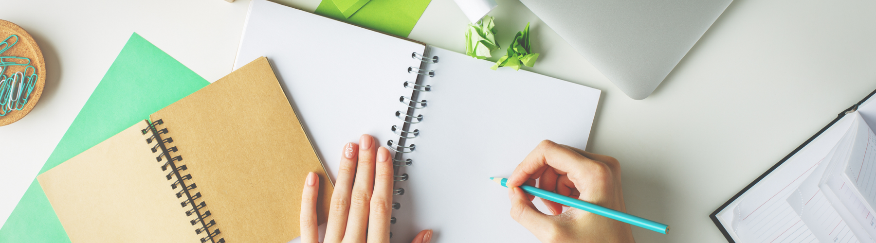 Win Your Clients' Loyalty With Clever Custom Notepads