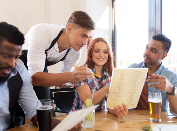 8. It's Personal | How to Become The Busiest Restaurant on the Street