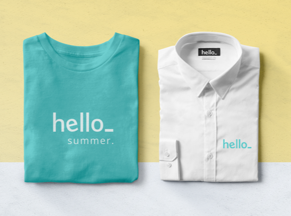 Keep It Clean, Keep It Neat | How to Use Team Uniforms to Put a Smile On Your Customer's Face This Summer