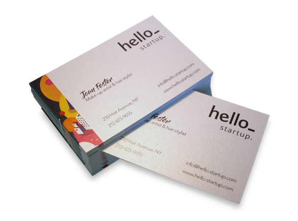Pearlescent Business Cards | How Much Do Business Cards Cost?