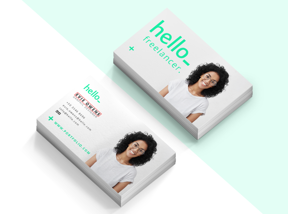 Your Name | What to Put on a Personal Business Card
