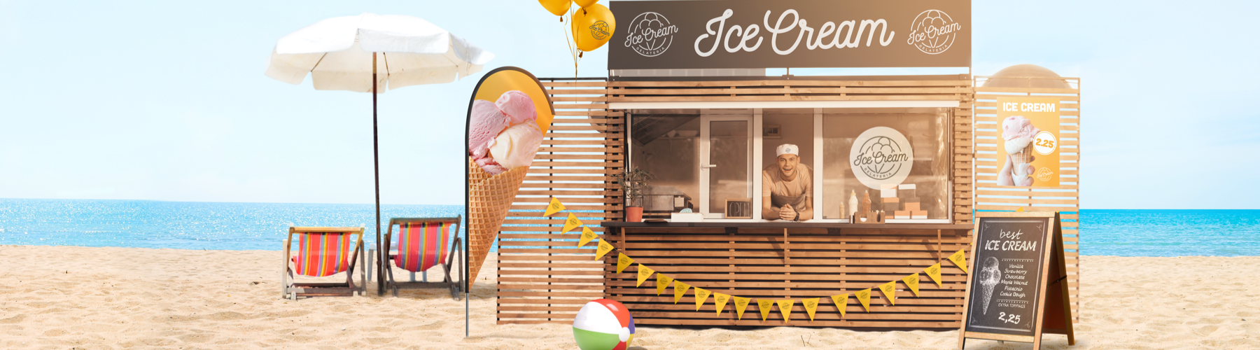 5 Ways to Promote Your Business on the Beach