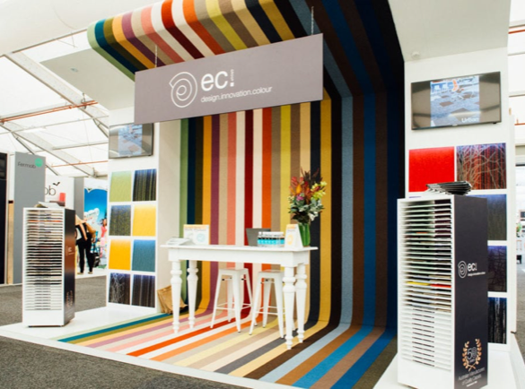10 ways to Attract a Crowd to Your Exhibition Stand | 1. Lure in people with visuals