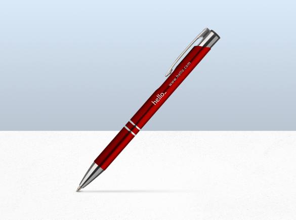 Les objets pub les plus populaires | Les stylos imprimés