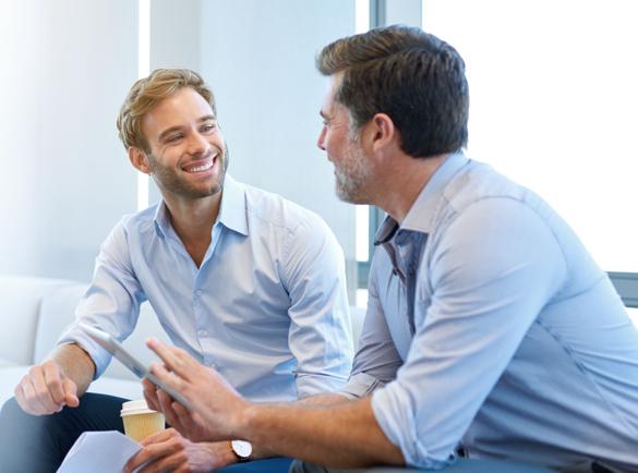 2. Poser des questions ouvertes à vos clients | 7 astuces pour ouvrir la discussion lors d'un salon