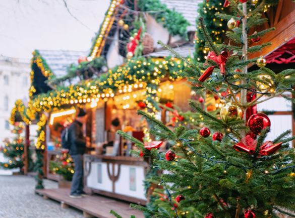 5 Christmas Marketing Ideas You Will Wish You Came Up With | Working in a Winter Wonderland