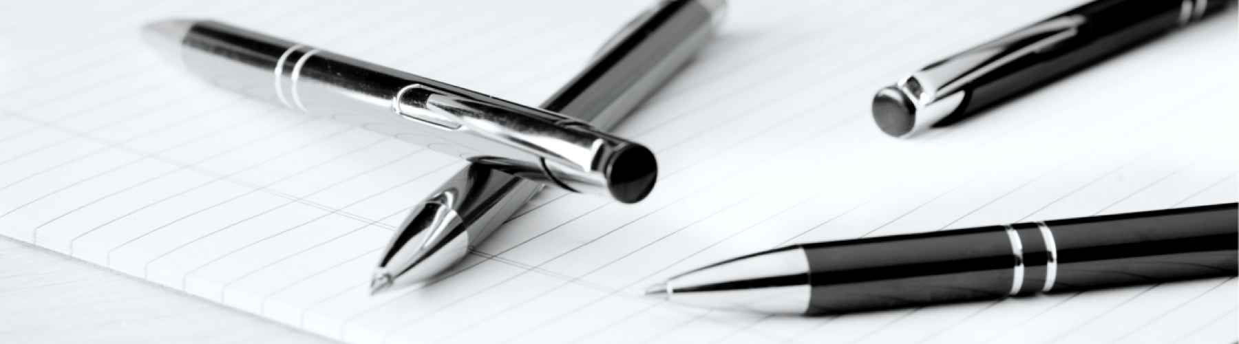 Why Branded Pens are the Gift that Just Keeps on Giving