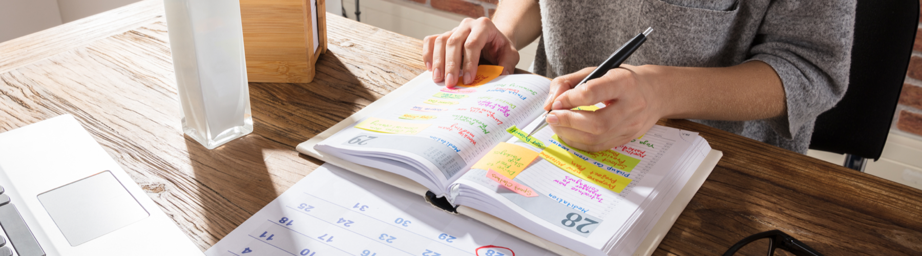 Why Printed Calendars are the Gift That Keeps on Giving All Year Round