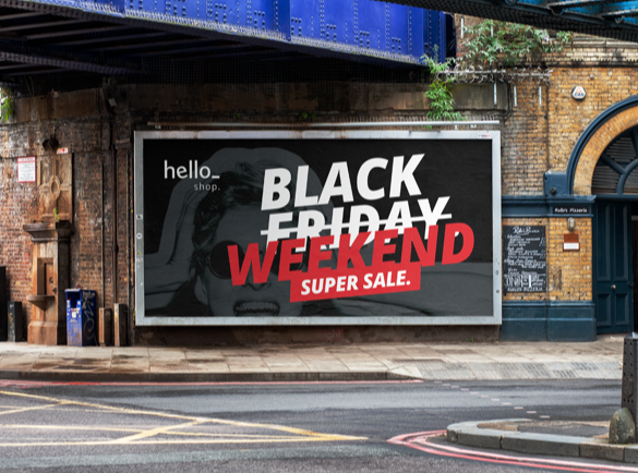 10 Black Friday Campaign Ideas | 9. Don't Miss It