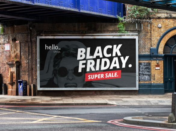 10 Black Friday Campaign Ideas | 1. Hype It Up