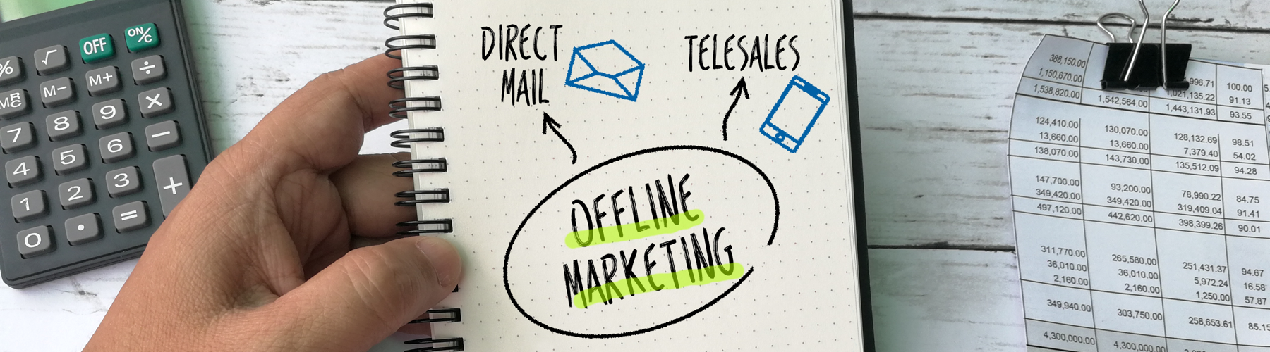 Why Offline Marketing is Perfect for the Holiday Season