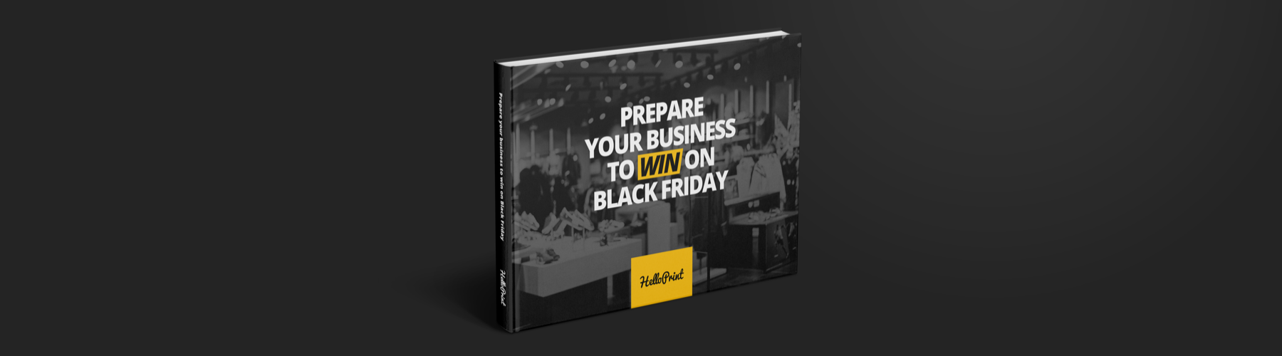 Free Whitepaper: Prepare your business to win on Black Friday