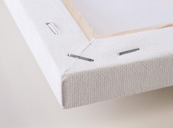 5. Choisissez l'épaisseur du cadre en bois